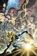 Justice League of America Vol 3-10 Cover-1 Teaser