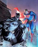 Batman Superman by Jim Lee and Alex Ross