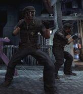 Guards Joker DLC Arkham1