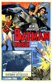 Batman y Robin 1949