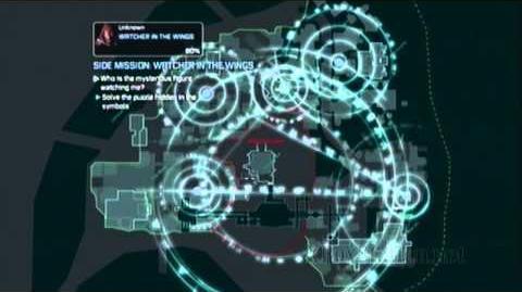 Batman Arkham City Side Mission Watcher in the Wings - Azrael