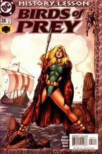 Birds of Prey 28c