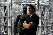 Bruce Wayne TDKR