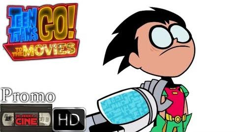 TEEN TITANS GO! TO THE MOVIES -Teaser Trailer