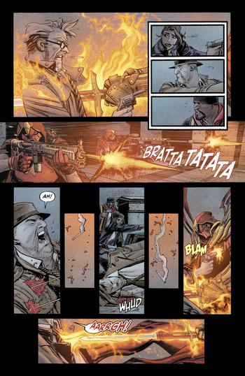 Batman Curse of the White Knight Vol.1 3 imagen