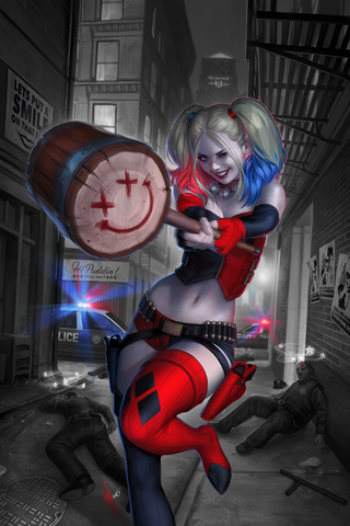 Harley Quinn Batman Wiki Fandom Powered By Wikia
