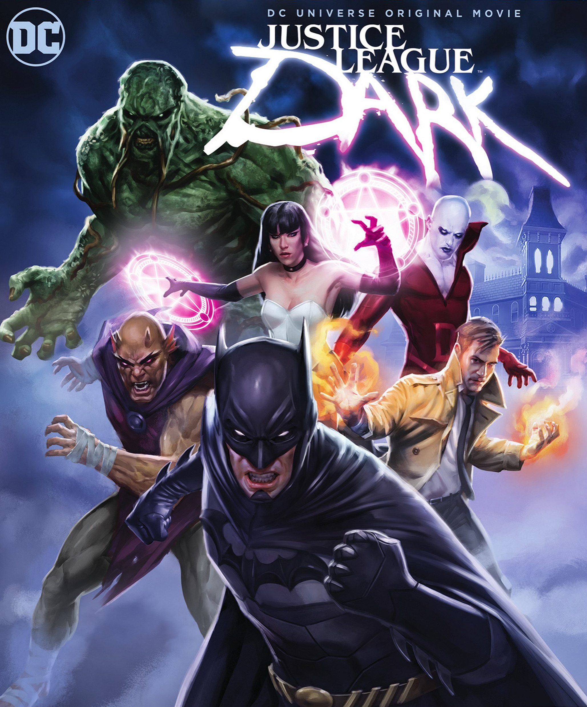 Justice League Dark | Batpedia | Fandom