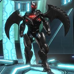 Traje icónico de Batman
