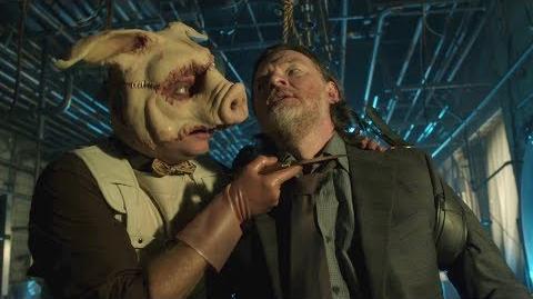 Bienvenido al matadero del Profesor Pyg