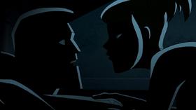Harley seduce a Nightwing