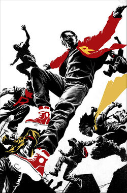 We Are Robin Vol 1-1 Cover-1 Teaser