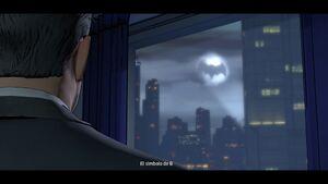 Batman Telltale Nuevo orden mundial 01
