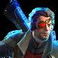 DC Legends Deadshot Hired Gun Portrait