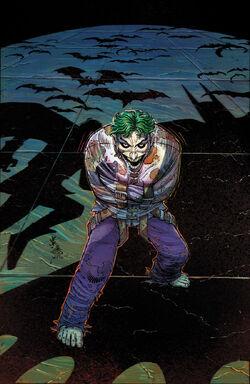 The Dark Knight Returns The Last Crusade Vol 1-1 Cover-1 Teaser