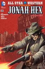 All Star Western Vol 3-23 Cover-1