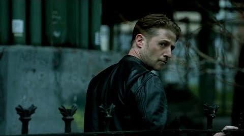 Recapitulación Benjamin McKenzie sobre el Detective James Gordon.