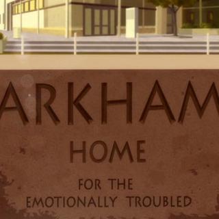 El asilo Arkham