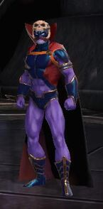 Brother Blood DCUO