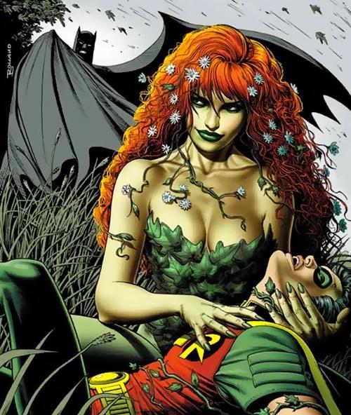 poison ivy batman wiki fandom powered by wikia