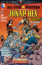 All Star Western Vol 3-20 Cover-1