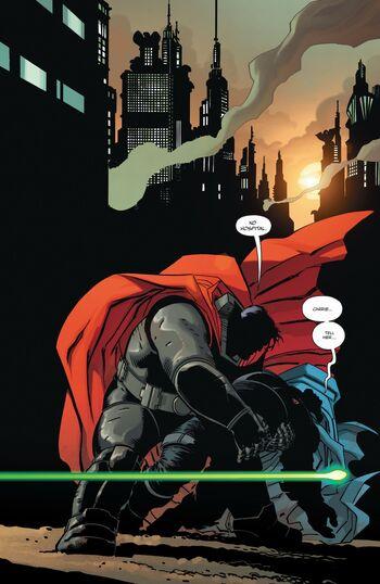 Dark Knight III The Master Race Vol.1 6 imagen