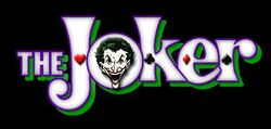 Joker Comic Series logo