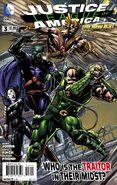 Justice League of America Vol 3-3 Cover-3