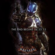 ArkhamKnight BatmanArkhamKnight promoad