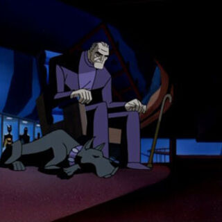 Ace en Batman Beyond
