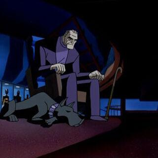 Ace en Batman Beyond