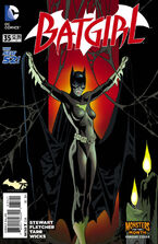 Batgirl Vol 4-35 Cover-2