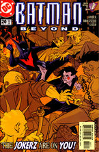 Batman Beyond v2 20 Cover