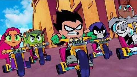 Teen Titans Go! To the movies - Trailer 2 (Latinoamerica)