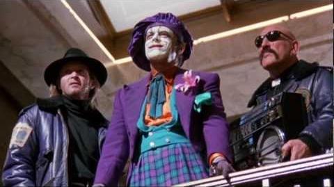 Batman (1989) Original Trailer