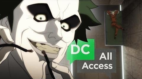 Batman Assault on Arkham EXCLUSIVE CLIP iZombie (DCAA 216)