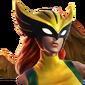 DC Legends Hawkgirl Champion of Thanagar