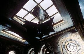 Batman 1989 - Museum Crash