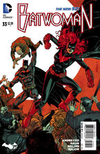 Batwoman Vol 1-33 Cover-2