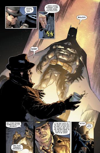 Detective Comics Vol.1 1012 imagen