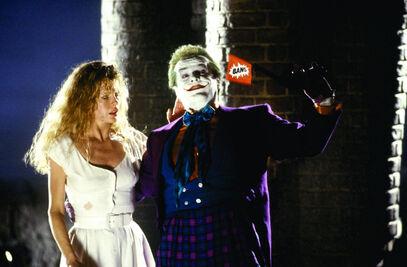 Joker and Vicki