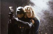 Batman & Vicki Vale