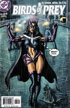 Birds of Prey 69c