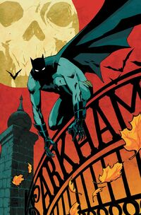Detective Comics Vol 1-864 Cover-1 Teaser