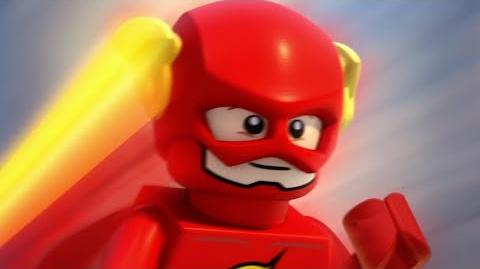 LEGO DC Super Heroes The Flash - La mañana con Flash