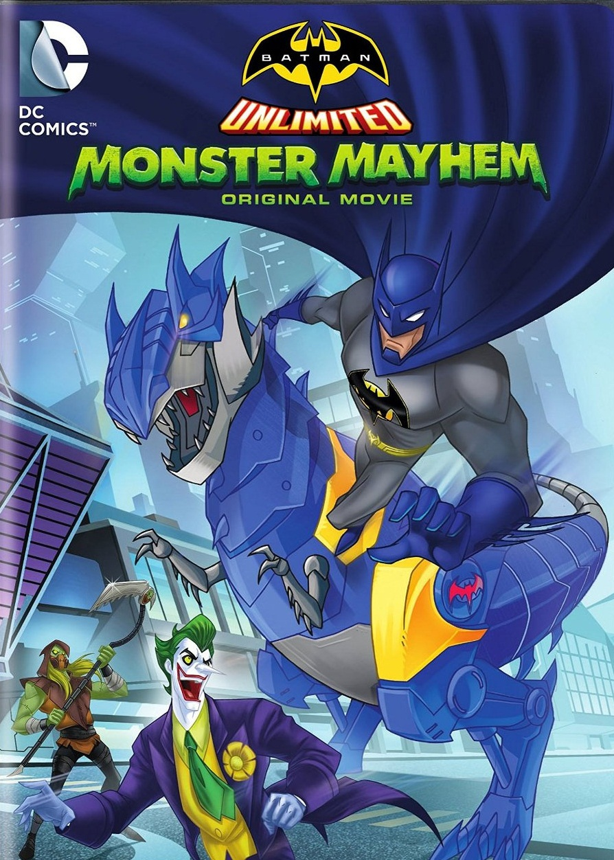 Batman Unlimited: Monster Mayhem | Batpedia | Fandom