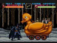 Duck Vehicle snes