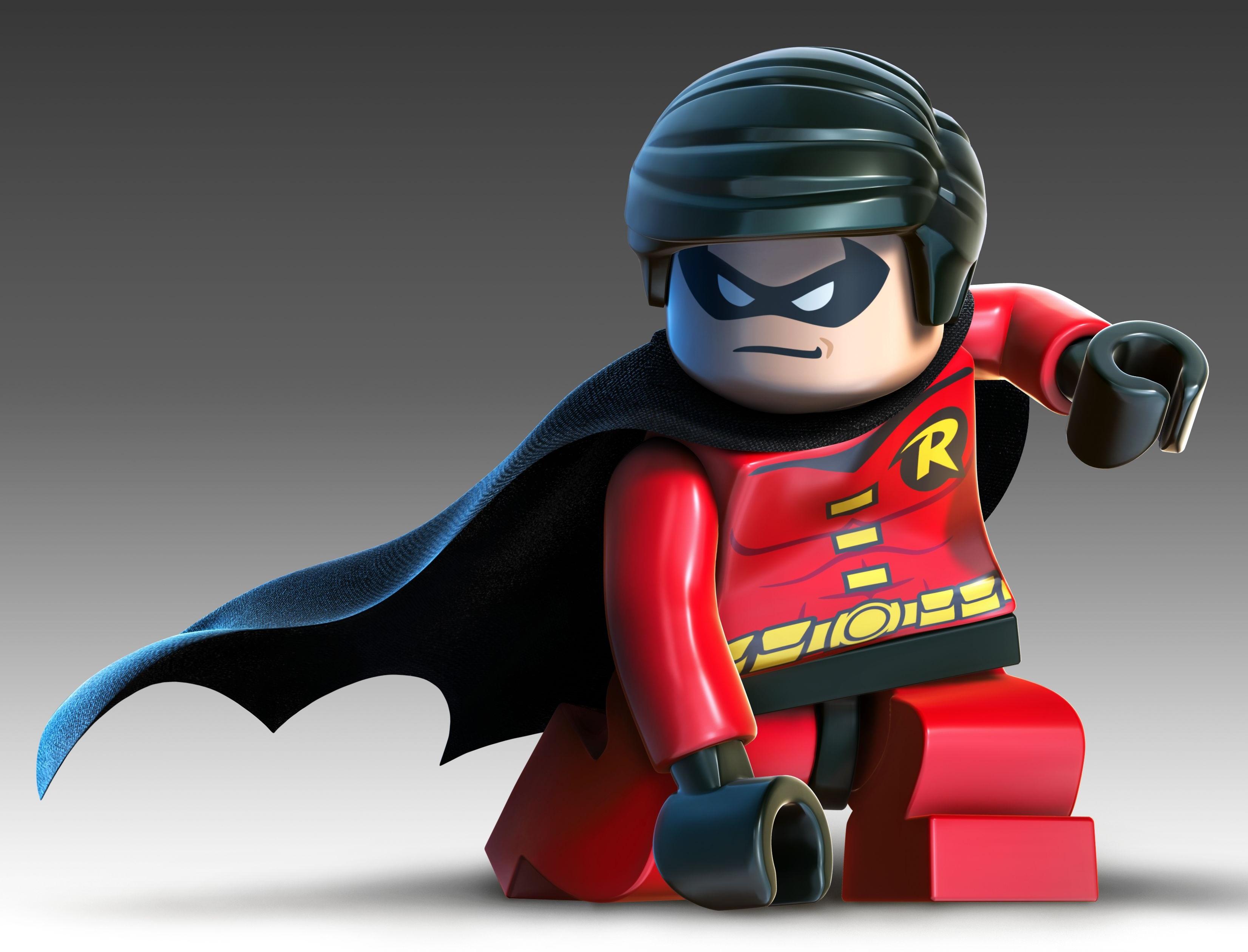 Robin Lego Video Games Batman Wiki Fandom