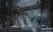 Tom Lay street scene