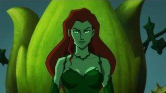 "Batman Hush - ""Catwoman vs Hiedra Venenosa"""