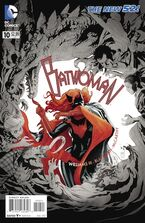 Batwoman Vol 1-10 Cover-1
